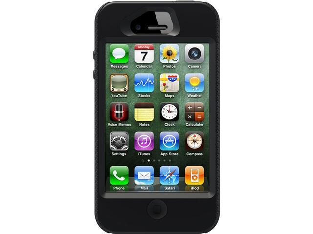 OtterBox Impact Black Impact Case For iPhone 4/4S APL1-I4SUN-20-E4OTR