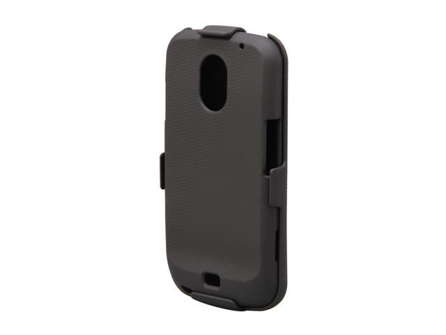 Wireless Solutions Black Holster/Case Combo For Samsung Nexus-Droid Prime 378141