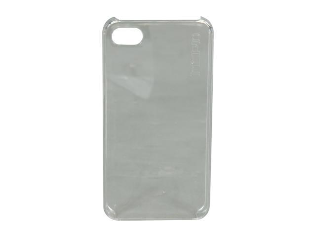 Incipio Feather Glossy Clear Solid Ultralight Hard Shell Case for iPhone 4/4S IPH-524