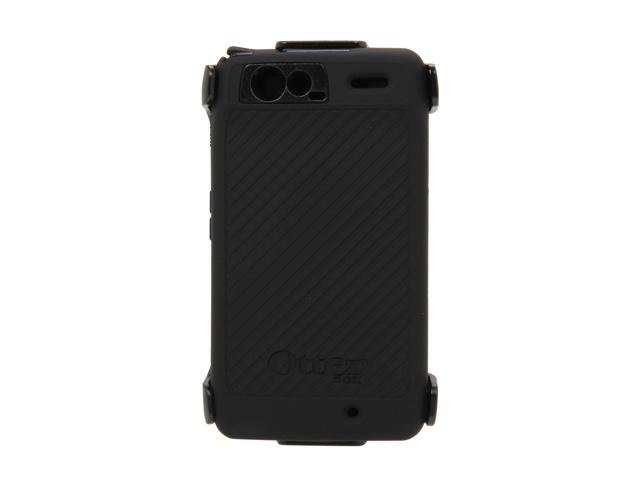 OtterBox Defender Black Defender Case For Motorola DROID RAZR 77-18647