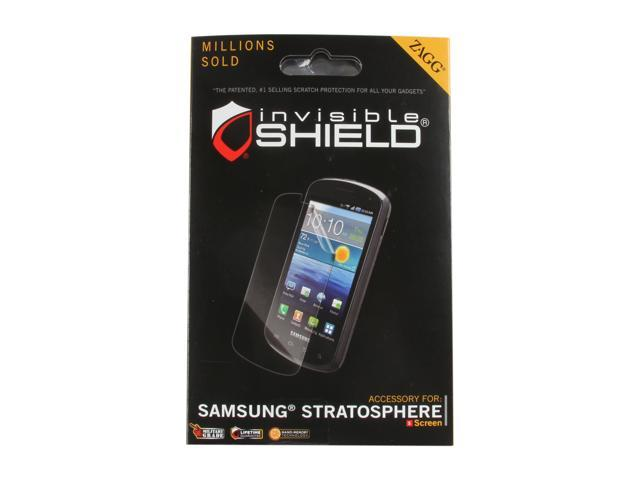 Zagg invisibleSHIELD Screen Protector For Samsung Stratosphere SCH-I405 FFSAMSTRATS