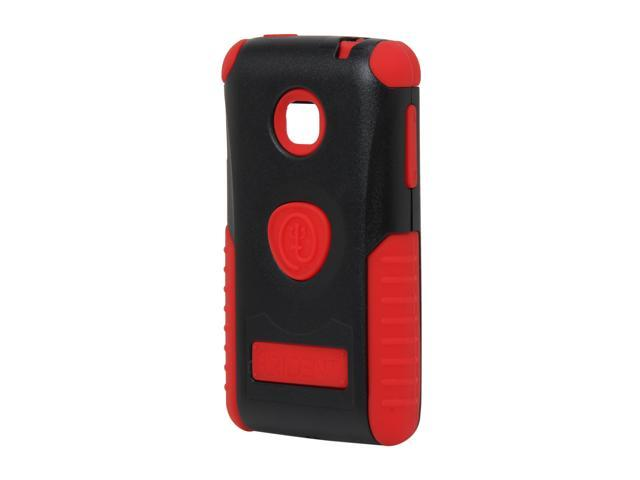 Trident Cyclops Red Case for LG Optimus 2 CY2-LG-L45C-RD