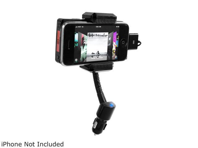 Accessory Power FM Transmitter Car Mount System For iPhone 4/3GS GG-Flex-Pod