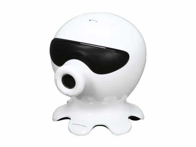 Accessory Power 2.1 Channel Speaker System For iPhone 4 / 3Gs / 3G / iPod / touch / nano / classGG-BOOM-BUDDY