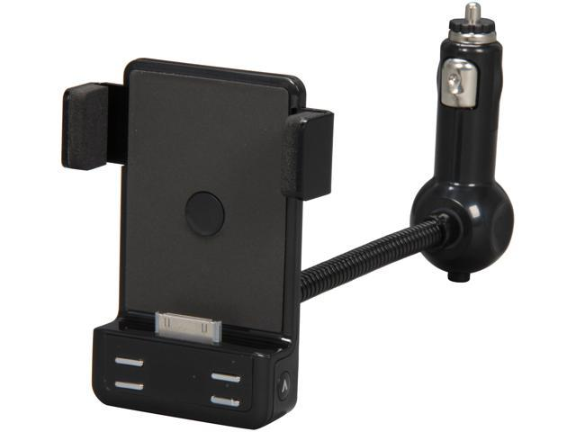 Accessory Power GG-FLEXSMART-4I FM Transmitter & Charging Dock for iPhone and iPod
