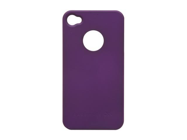 Case-Mate Amethyst Solid Barely There Case For iPhone 4 / 4S CM016445