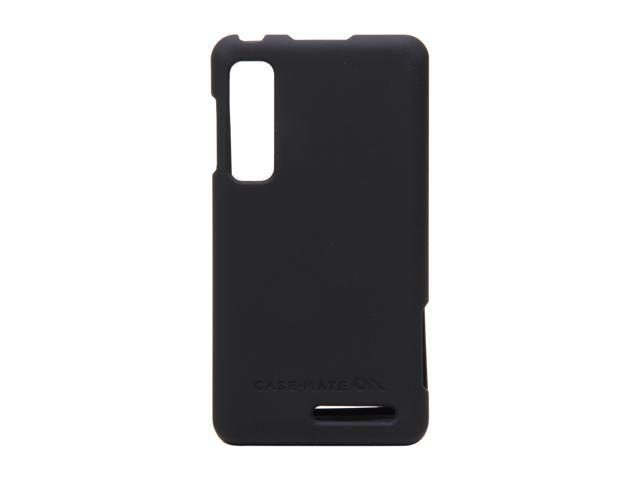Case-Mate Black Barely There Case For Motorola Droid 3 CM015758