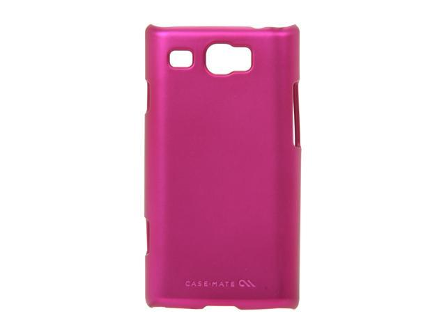 Case-Mate Pink Barely There Case For Samsung Focus Flash CM017843