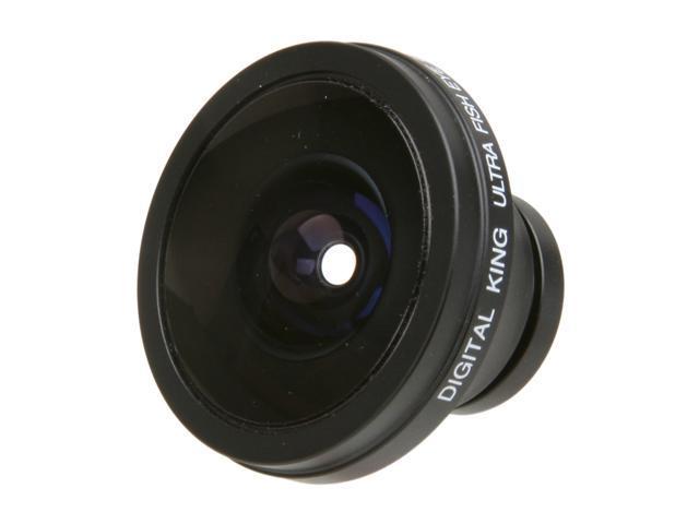 Digital King Magnet Mount Conversion Fish-Eye Lens for iPhone 4 000DK180