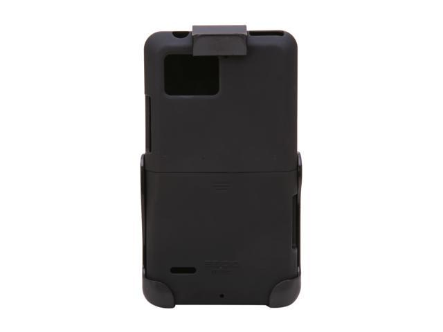 Seidio Black SURFACE Combo For Motorola Droid Bionic BD2-HR3MTBNC-BK