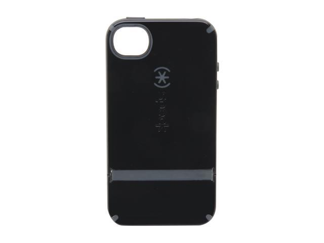 Speck Products CandyShell Flip Black / Gray Solid Case for iPhone 4 / 4S SPK-A0794
