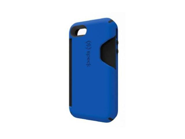 Speck Products CandyShell Card Cobalt / Black CandyShell Card for iPhone 4 / 4S SPK-A0823