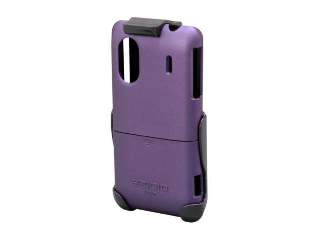 Seidio Amethyst SURFACE Combo For HTC EVO Design 4G BD2-HR3HTKNG-PR