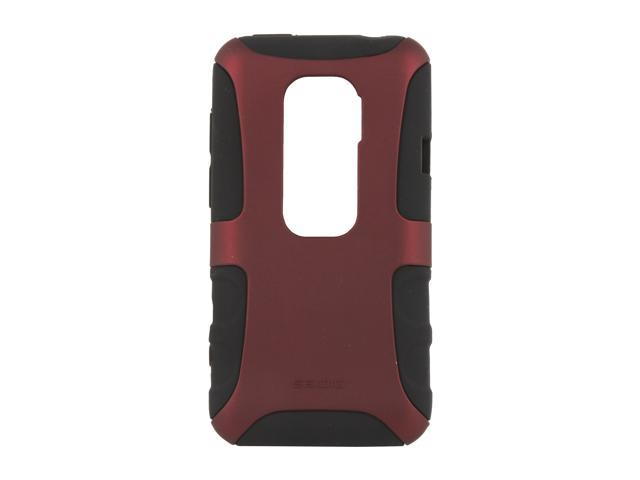 Seidio Burgundy ACTIVE For HTC EVO 3D CSK3HEV3D-RD