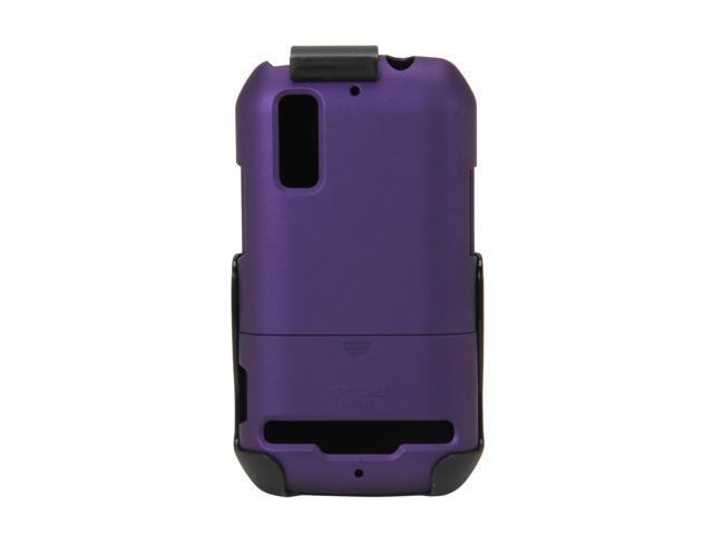Seidio SURFACE Combo Amethyst Case For Motorola Photon 4G BD2-HR3MTPHT-PR