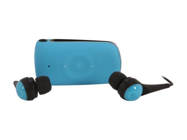 Jabra CLIPPER Turquoise Stereo Bluetooth Headset w/ Multiuse / DSP Technology (100-96800004-02)