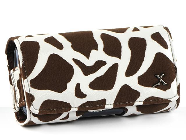 Luxmo Black Black with Black Nylon Trim Case & Covers HTC Evo 3D, HTC Sensation 4G, HTC Thunderbolt, LG G2X, LG Revolution, ...