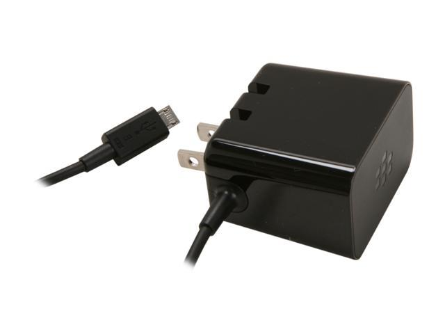 BlackBerry ACC-39343-301 Black Travel Charger for PlayBook