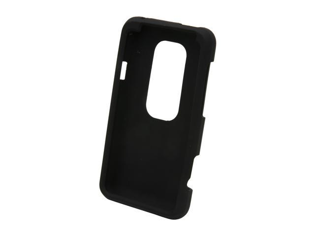 HTC Black Silicone Smerge Cases for Evo 3D 70H00425-05M