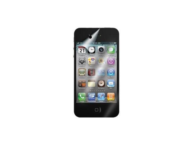 SCOSCHE klearCOAT 2 Front & 1 Back Ultra-clear Protective Films for iPhone 4 FPPUC