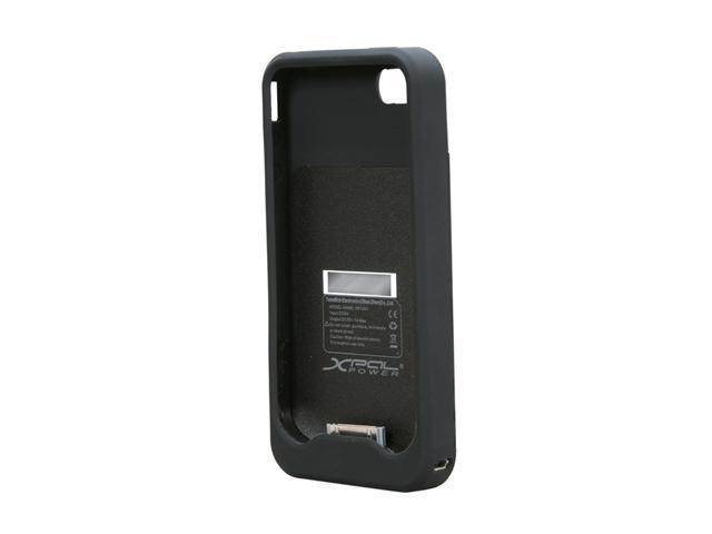 Energizer AP1201 PowerSleeve – Silicone Case W/Built-In Rechargeable Battery For iPhone 4
