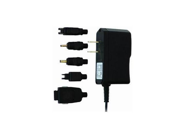 MIZCO Black Travel Charger for Most Cingular Cell Phones (ACP-CING)