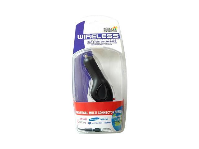 MIZCO Black Car Lighter Charger PCPA