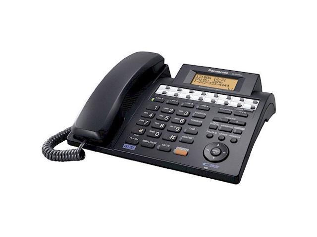 Panasonic KX-TS4100B 4-line Operation Corded Phone