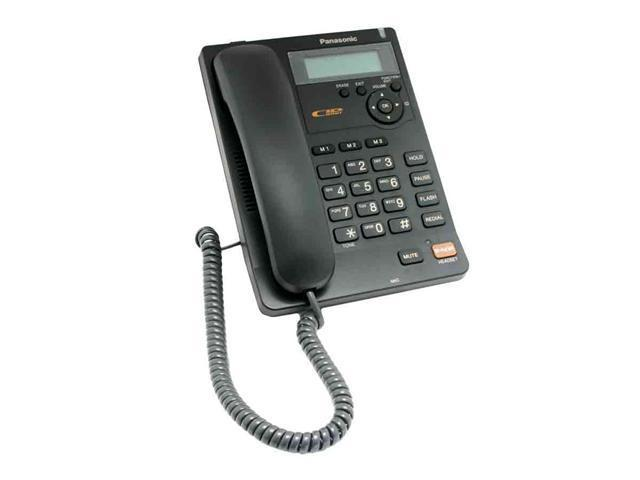 Panasonic KX-TS600B 1-line Operation Corded Phone