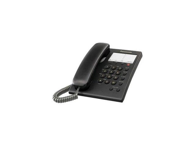 Panasonic KX-TS550B 1-line Operation Corded Phone