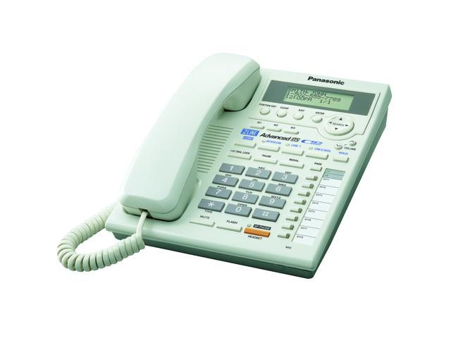 Panasonic KX-TS3282W Corded Phone