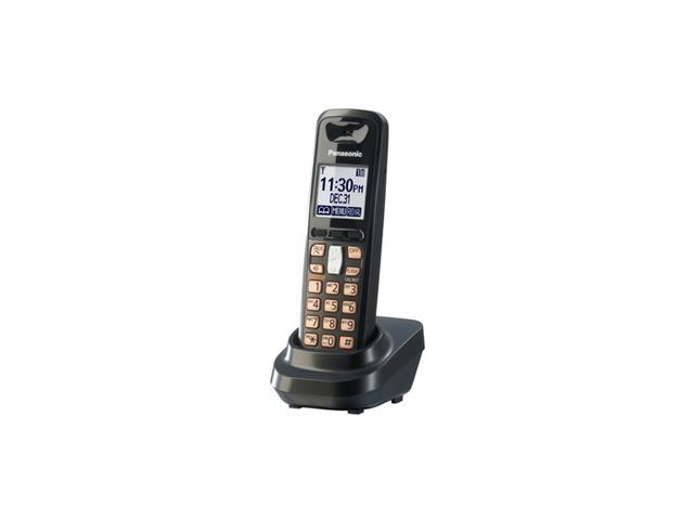 Panasonic KX-TGA641T 1.9 GHz DECT 6.0 Cordless Expansion Handset for the KX-TG64XX Series