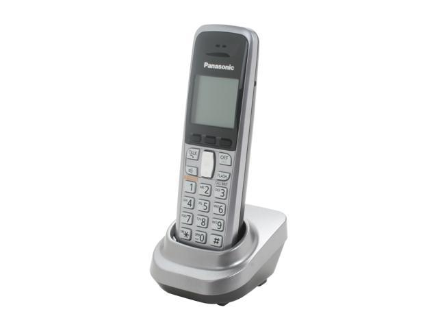 Panasonic KX-TGA106M 1.9 GHz Digital DECT 6.0 Extra Handsets (Additional Digital Cordless Handset for use with the KX-TG106 ...