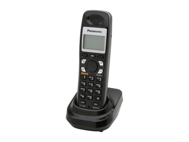 Panasonic KX-TGA930T 1.9 GHz Digital DECT 6.0 1X Handsets Digital Cordless Handset Integrated Answering Machine