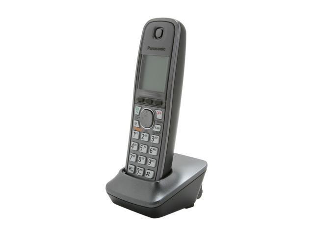 Panasonic KX-TGA410M 1.9 GHz Digital DECT 6.0 1X Handsets Cordless Phones