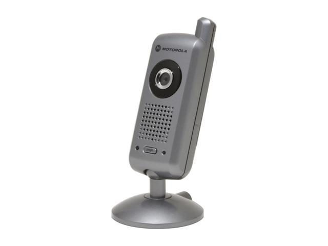 MOTOROLA SD7504 Digital Cordless Communication System Wireless Camera/Intercom