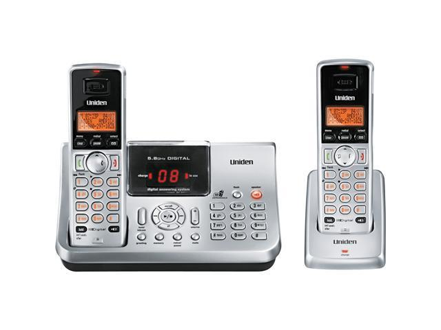 uniden 5.8 ghz digital answering system manual