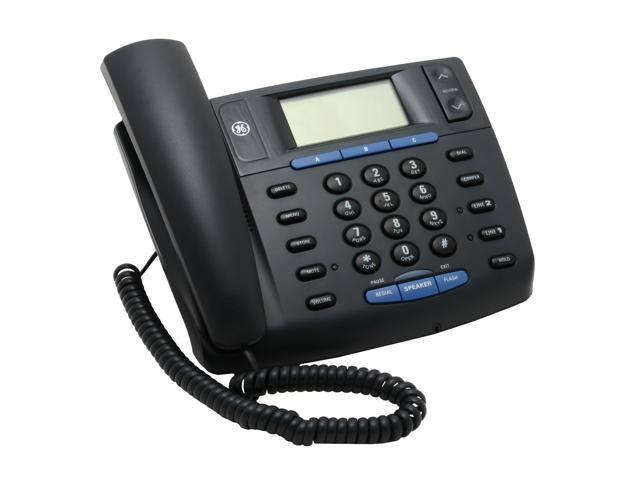 GE 29490GE2 2-line Operation Corded Phones