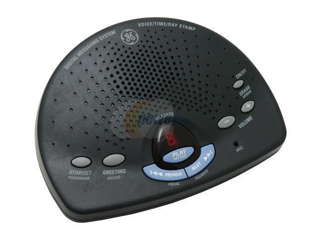 ge digital answering machine