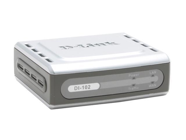 D-Link DI-102 Broadband Internet/VoIP Accelerator