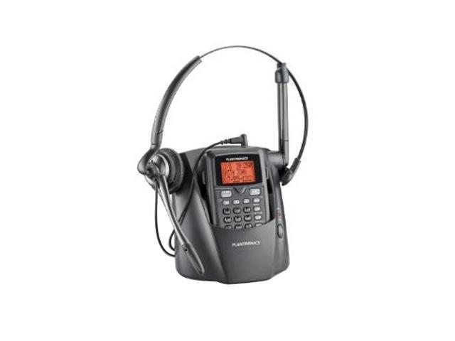 PLANTRONICS CT14 1.9 GHz DECT 6.0 Cordless Headset phone