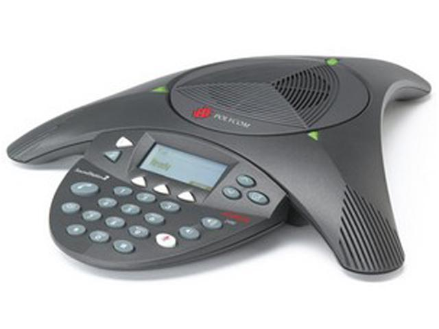 POLYCOM 2305-16375-001 Wired Conference Phone