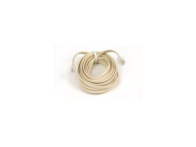 Belkin F8V100-15-IV Pro Series Phone Cable 15ft - Ivory