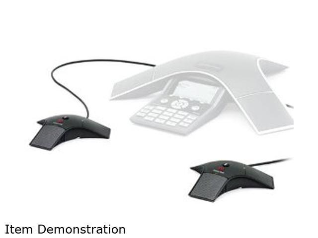 Polycom 2200-40040-001 Expansion Mics for IP 7000