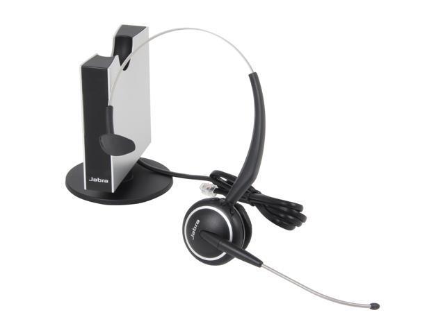 Jabra 9125-30-15 Wireless Mono Headset with Crystal clear SoundTube technology