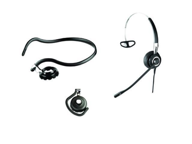 Jabra 2406-820-105 Jabra BIZ 2400 Mono, NC (Noise-cancel) 3-in-1 Headset