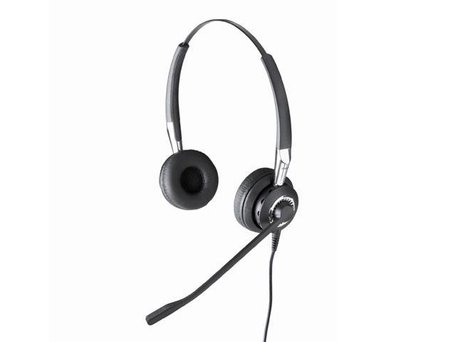 Jabra 2409-320-105 BIZ 2400 Duo, Omni Headset