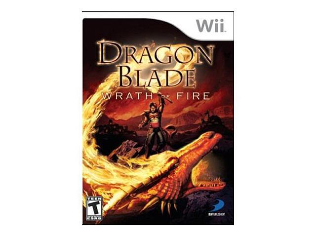 Dragon Blade: Wrath of Fire Wii Game