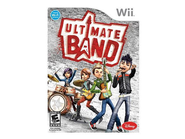 Ultimate Band Wii Game