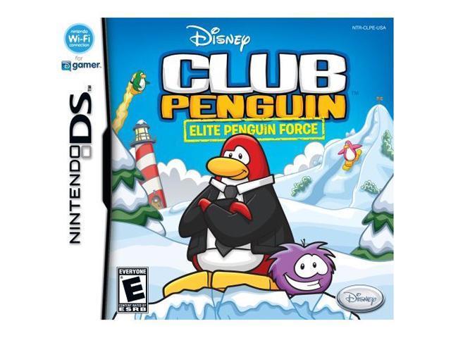 Disney Club Penguin Nintendo DS Game